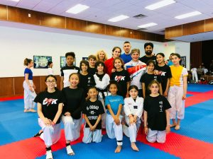 Durham Taekwondo All Ages programs