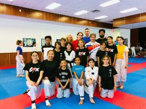 Durham Taekwondo All Ages programs