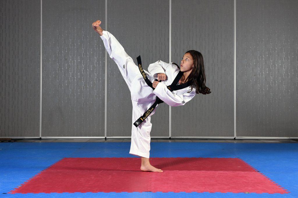 Durham Taekwondo Competitive HP