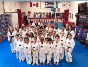 Durham Taekwondo After School Program