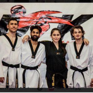 Durham Taekwondo Master Instructors