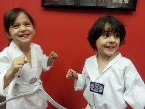 Durham Taekwondo Little Dragons Program