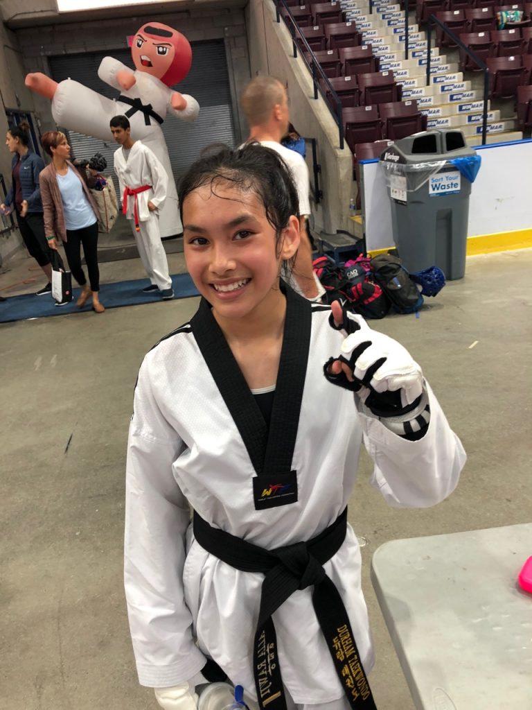 Durham Taekwondo Black Belt