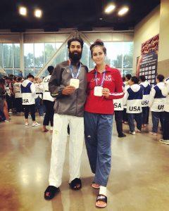 Durham Taekwondo all ages