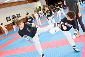 Durham Taekwondo Summer Camp