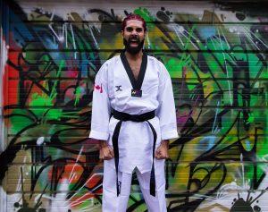 Durham Taekwondo Master Instructor