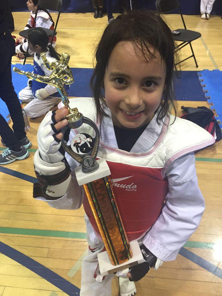 Durham Taekwondo black belt club tournament