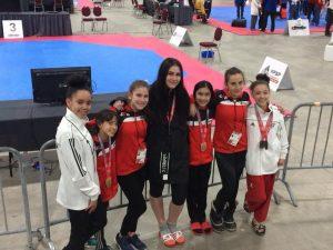 Durham Taekwondo Competitive Programs